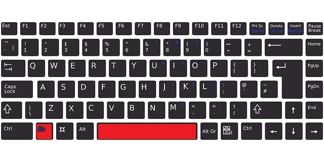 Toetsenbord Qwerty naar Azerty Windows 10